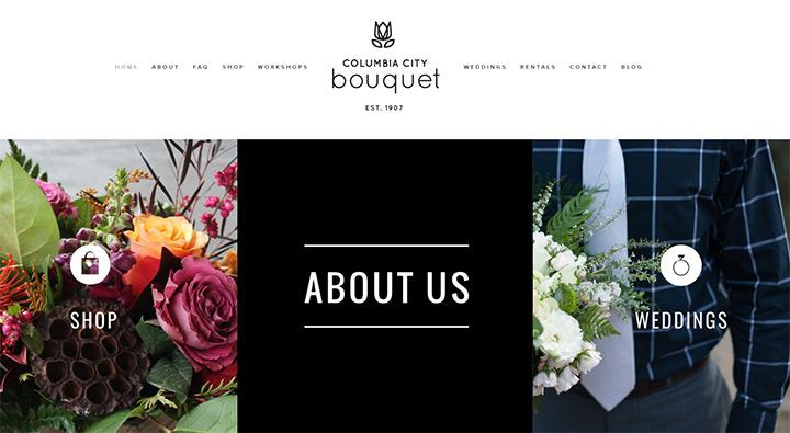 columbia city florist