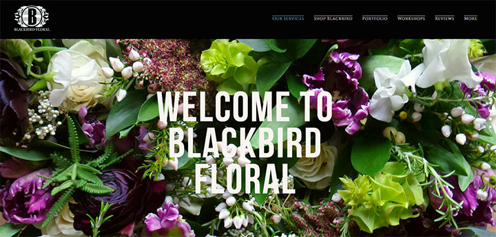 blackbird florist