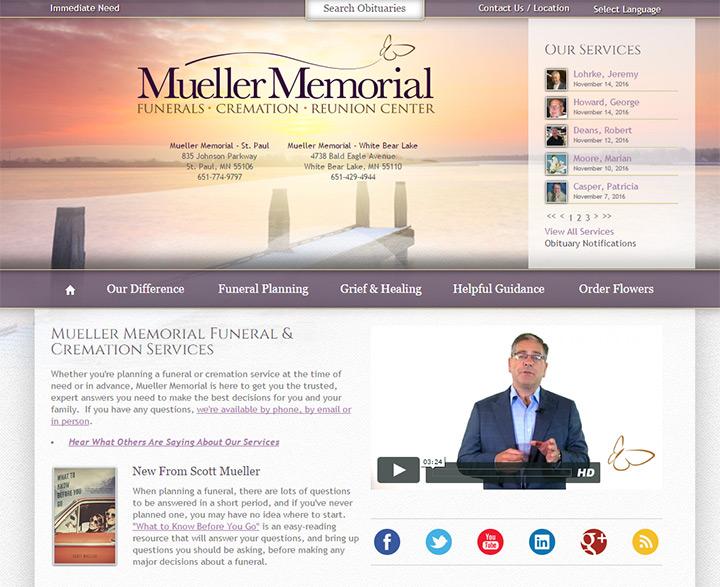 mueller memorial