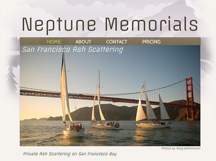 neptune memorials