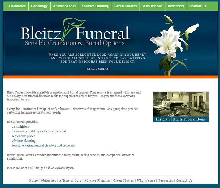 bleitz funeral home
