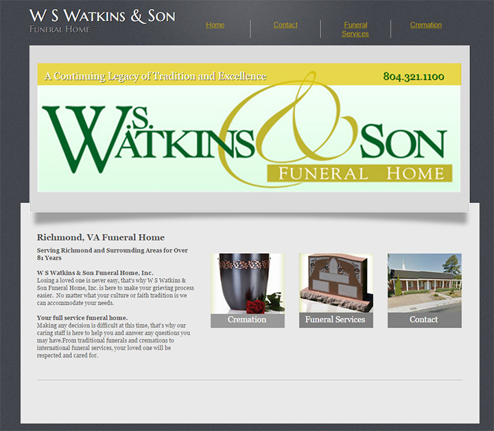 ws watkins and son