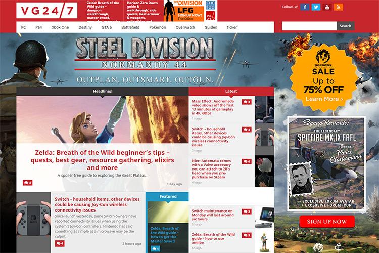 vg247 blog