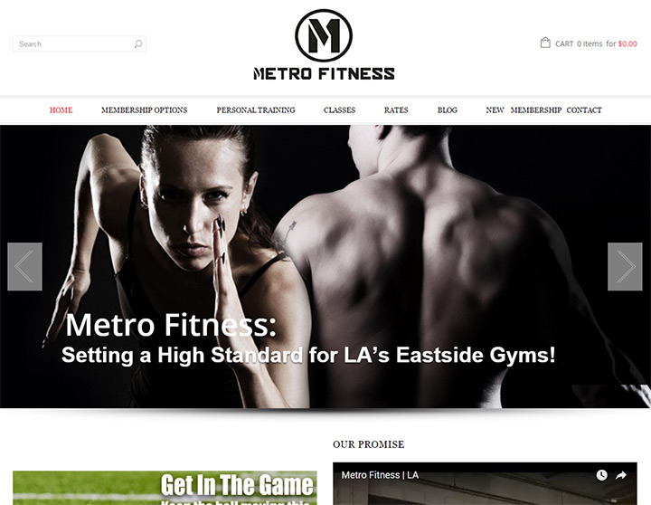 la metro fitness