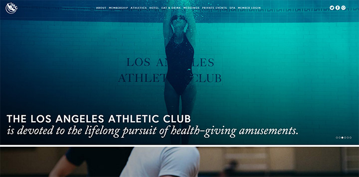 la athletic club