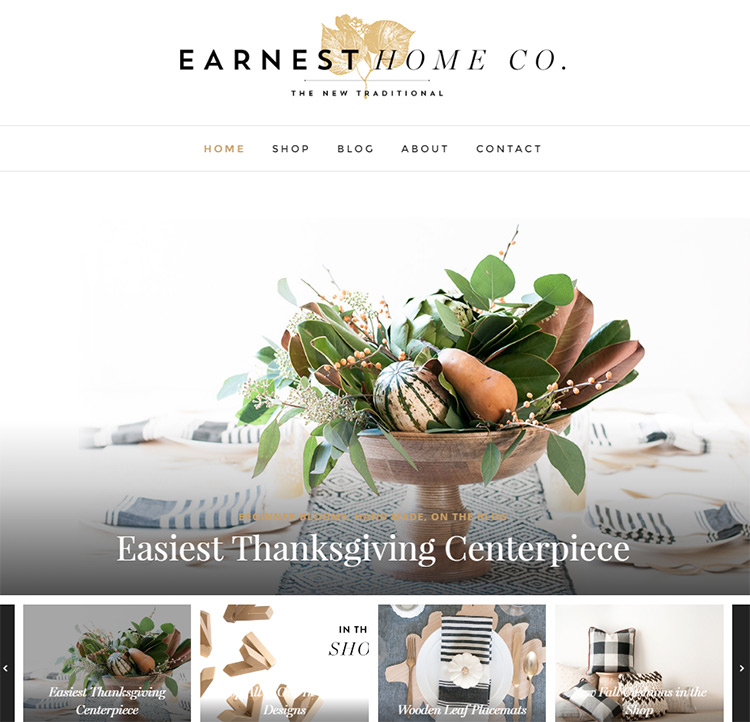 earnest home co
