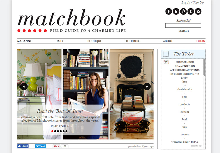 matchbook blog