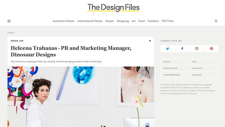 design files