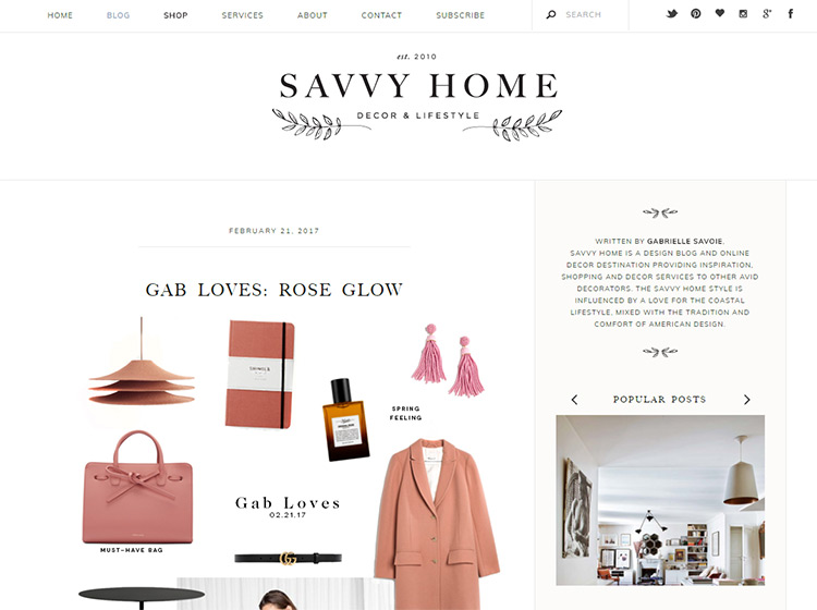 Savvy home decorating home decor Savvy home and garden
