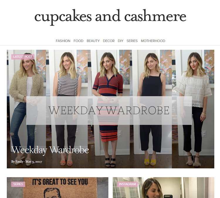 cupcakes cashmere
