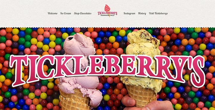 tickleberrys ice cream