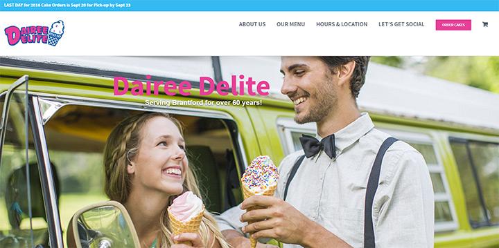 dairee ice cream