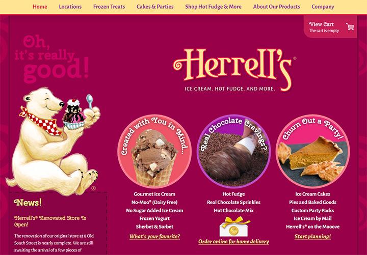 herrells ice cream