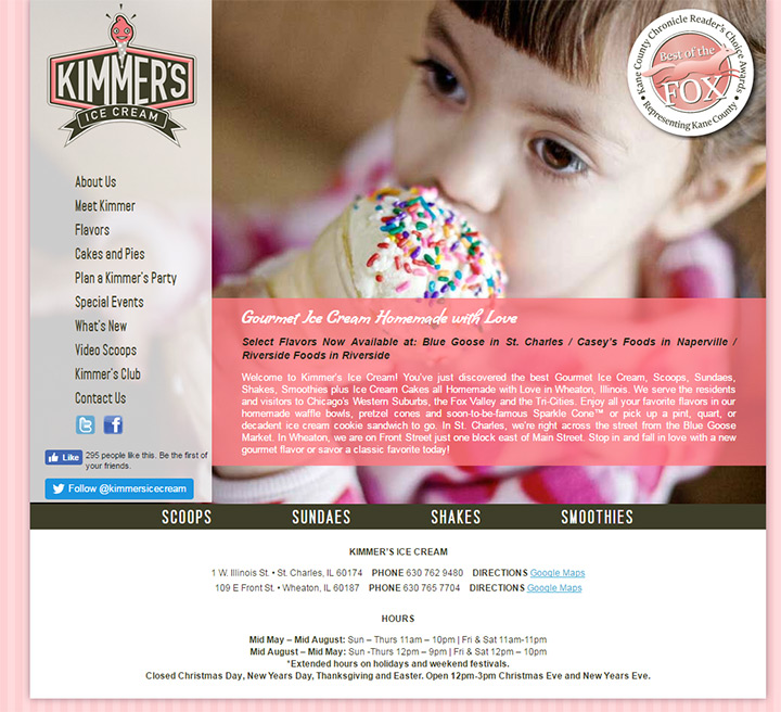 kimmers ice cream