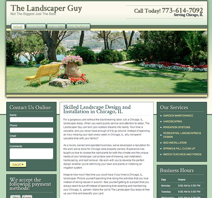 landscaper guy