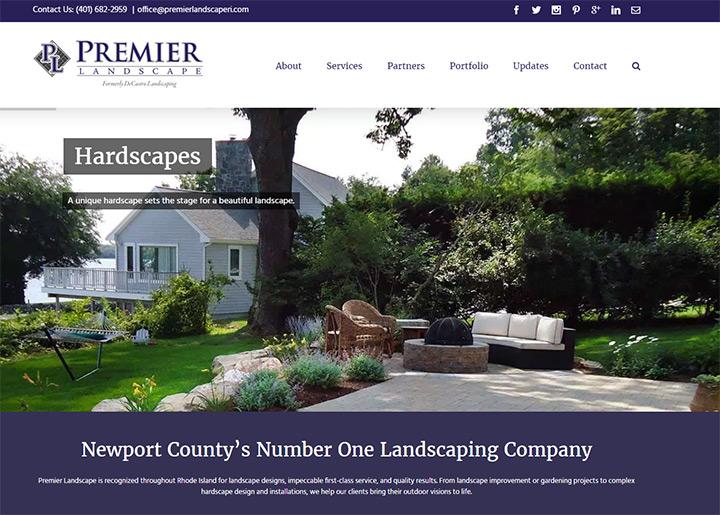 premier landscaping decastro