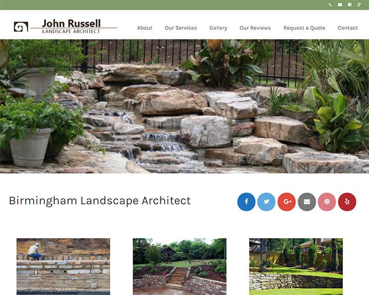 john russell landscape