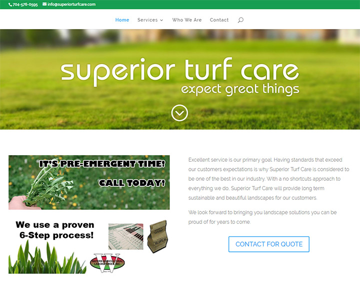 superior turf care