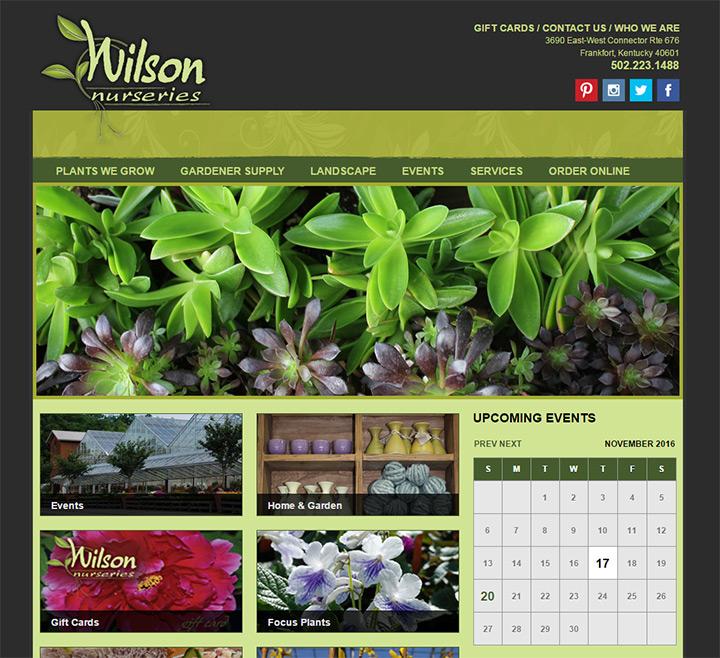 wilson nursery