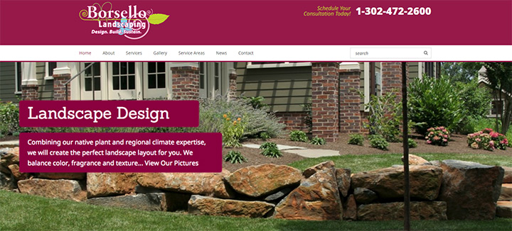 borsello landscaping