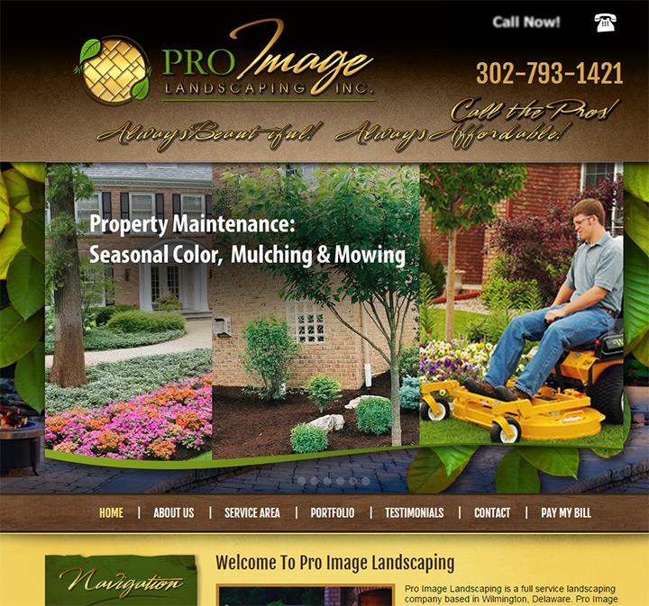 pro image landscaping