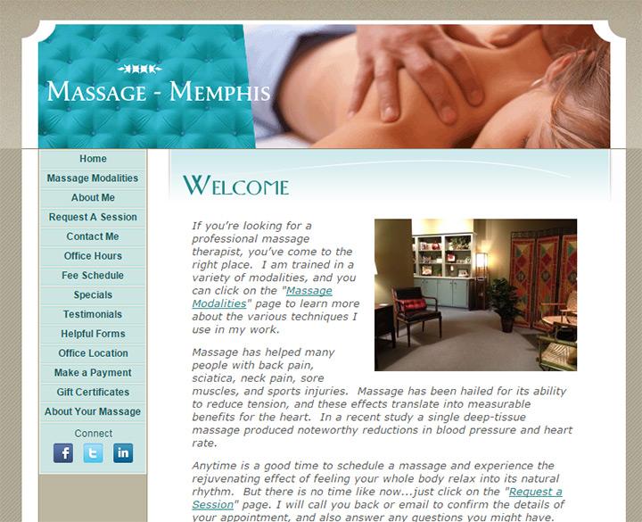 massage memphis