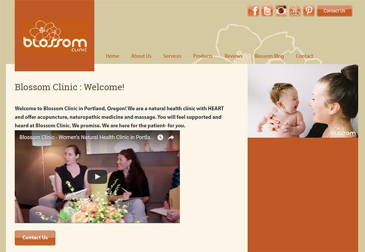 blossom clinic