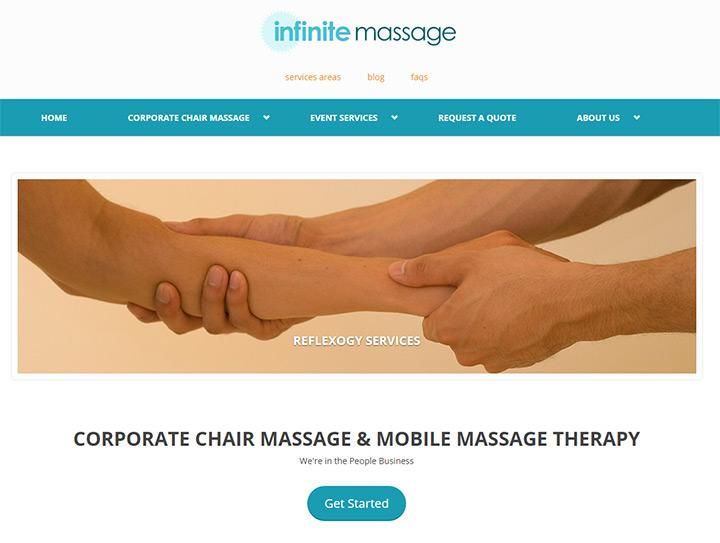 infinite massage