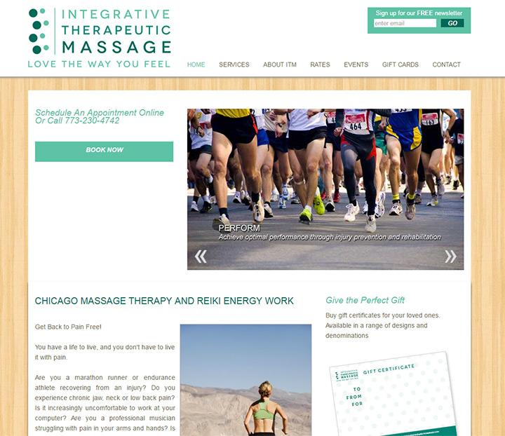 integrative theraputic massage