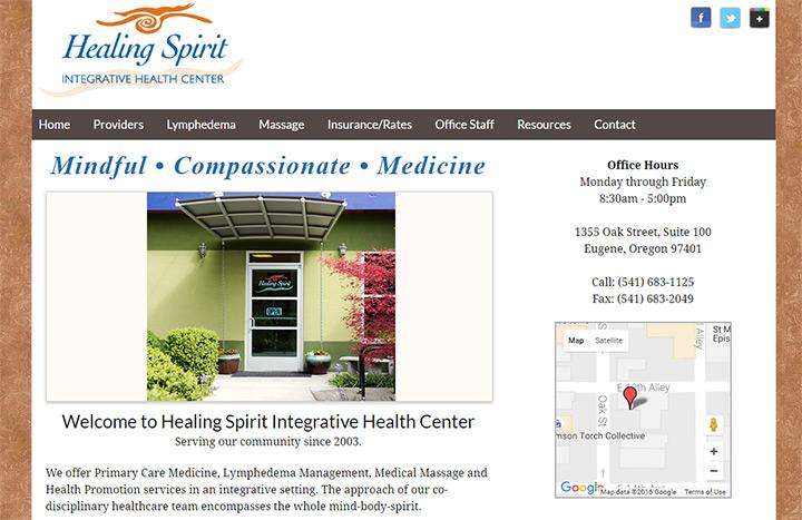 healing spirit integrative