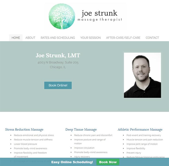 joe strunk