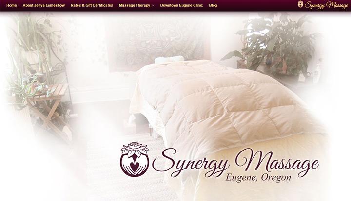 synergy massage