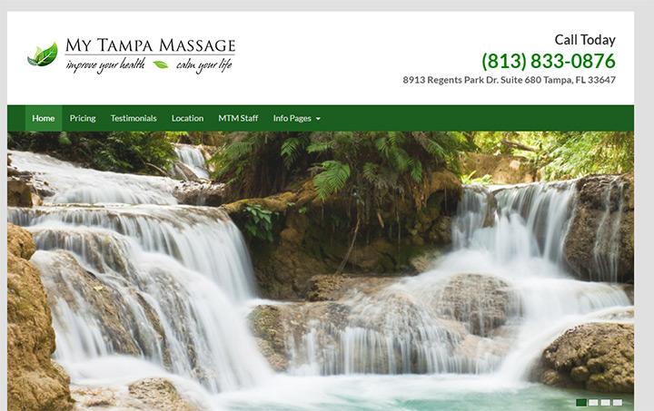tampa massage