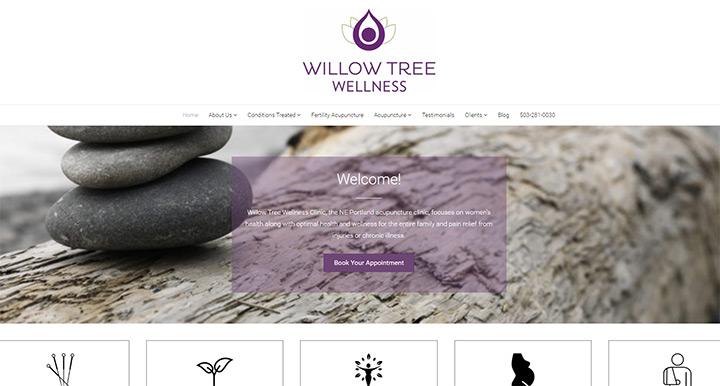 willow tree wellness