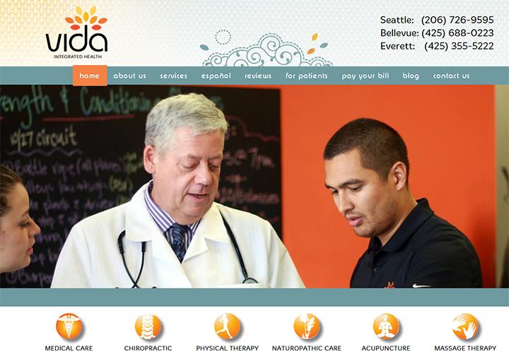 vida integrated health