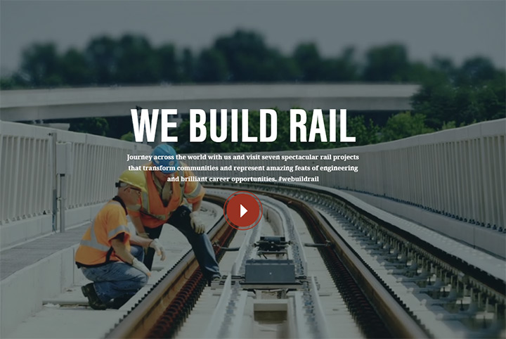 we build rail