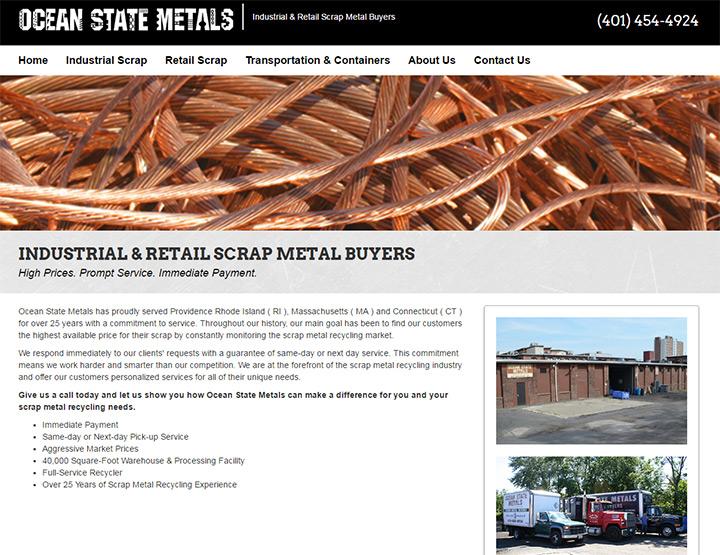 ocean state metals