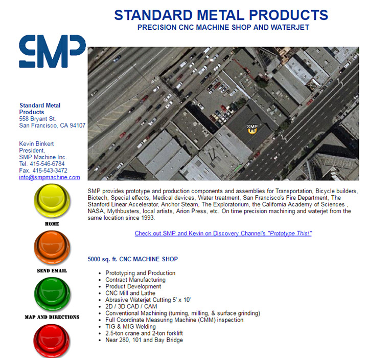 standard metal products