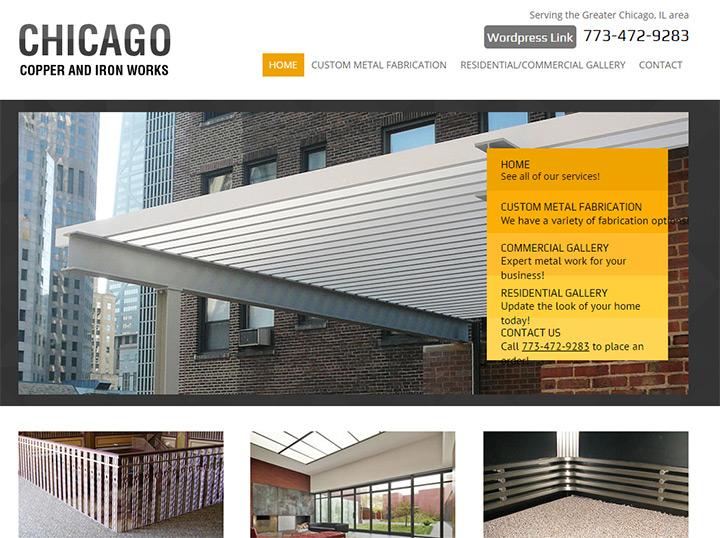 chicago copper iron
