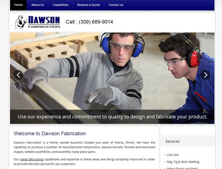 dawson fabrication