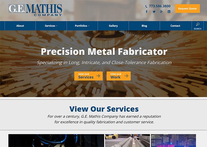 ge mathis metals
