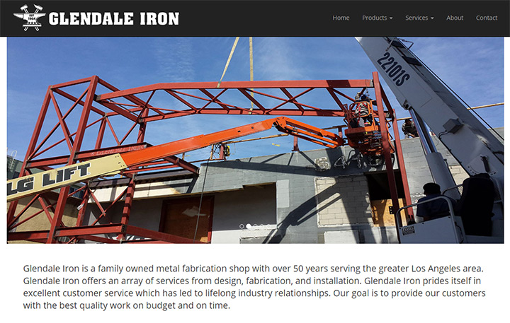glendale iron