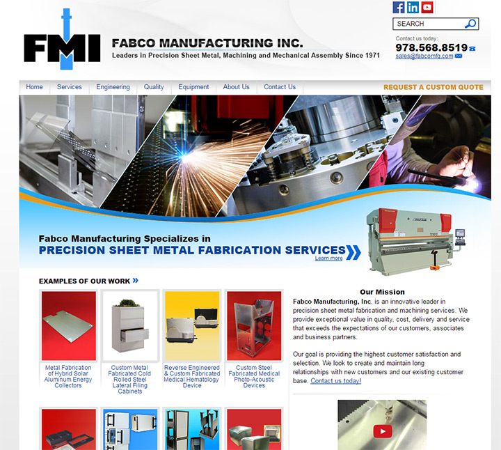 fabco manufacturing