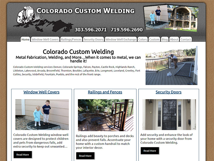 colorado custom welding