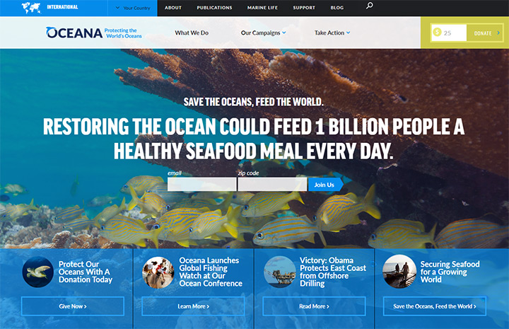 oceana charity