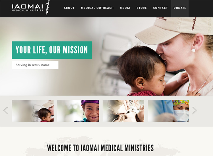 iaomai medical ministries