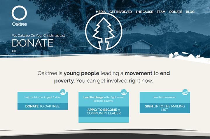 oaktree nonprofit