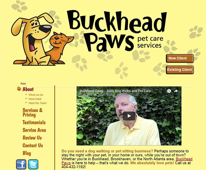 buckhead paws