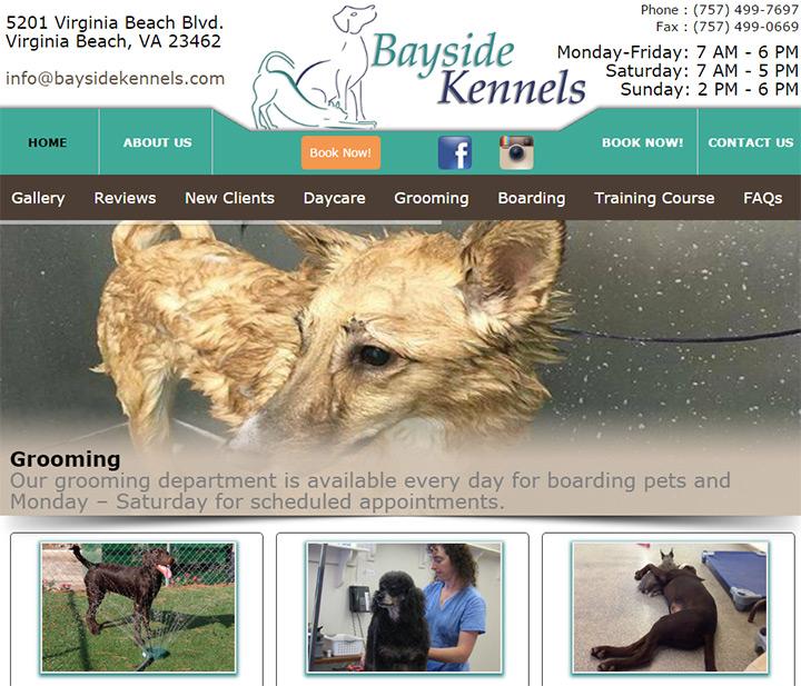 bayside kennel