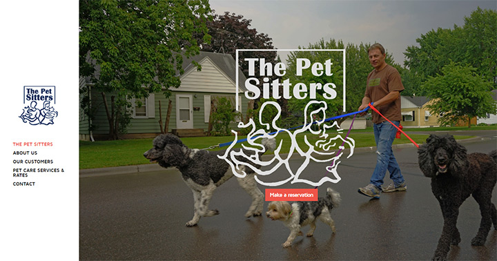 the pet sitters